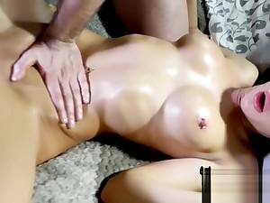 Russian Teen Squrting by hands! Closeup! - Kartrin Tequila