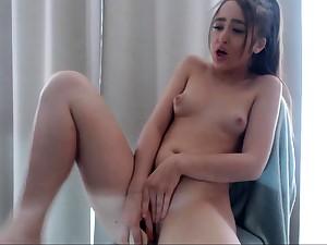 Sexy Hairy Teen Pussy Masturbation Wide Sex Toys