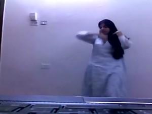 Indian Teen Madiha Khan Solo Compilation 1