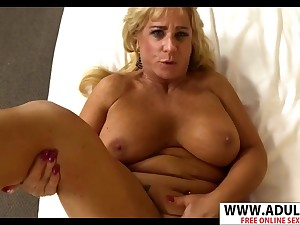Chesty Mother I´d Like To Lose one's heart to Zena Nailing Hard
