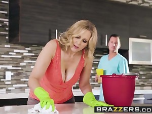 Mommy Got Boobs - Hooked Beyond Bras instalment starring Julia Ann  J