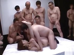 Amazing porn flick Japanese daunting , take a look